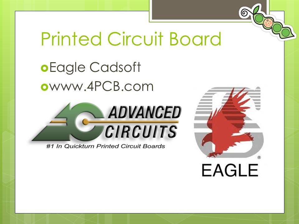 Printed Circuit Board  Eagle Cadsoft  www.4PCB.com