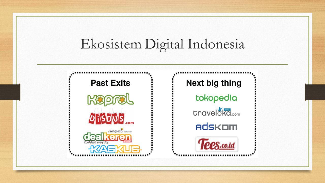Ekosistem Digital Indonesia