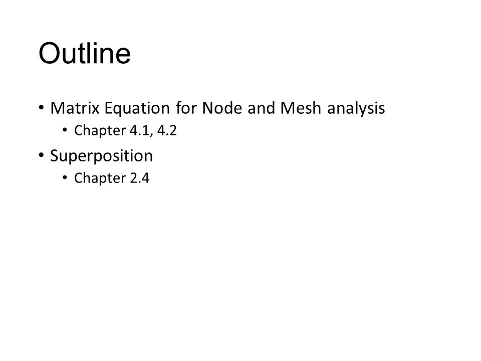Node Analysis v1:v1: v2:v2: v3:v3:
