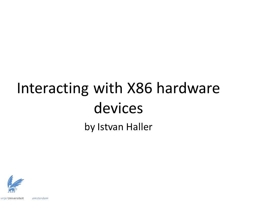 V7: Function installing handlers ; Installs a new interrupt handler ; RCX interrupt ID (16 bit) ; RAX address of new handler ; RDX memory location to store old handler install_interrupt_handler: push rax ; Save rax … pop rax ; Restore rax