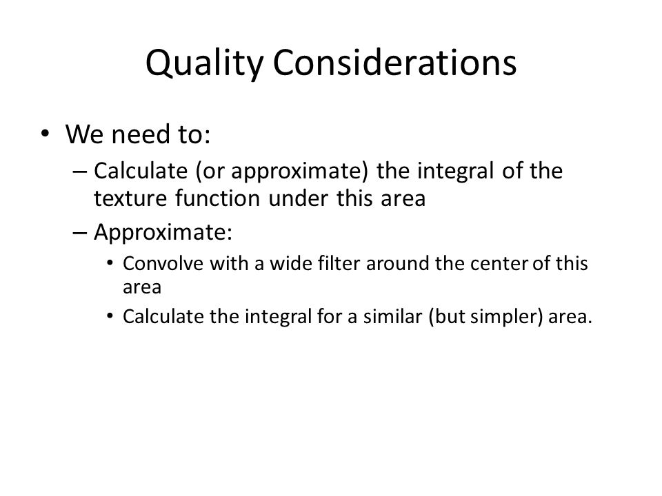 Specifying Mip-map levels OpenGL allows you to specify each level individually (see glTexImage2D function).