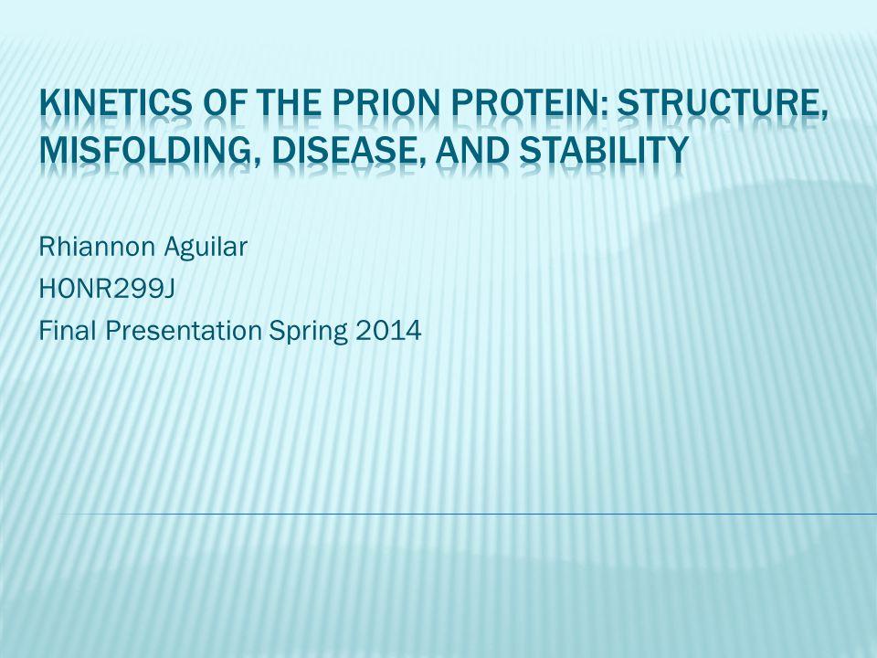Rhiannon Aguilar HONR299J Final Presentation Spring 2014