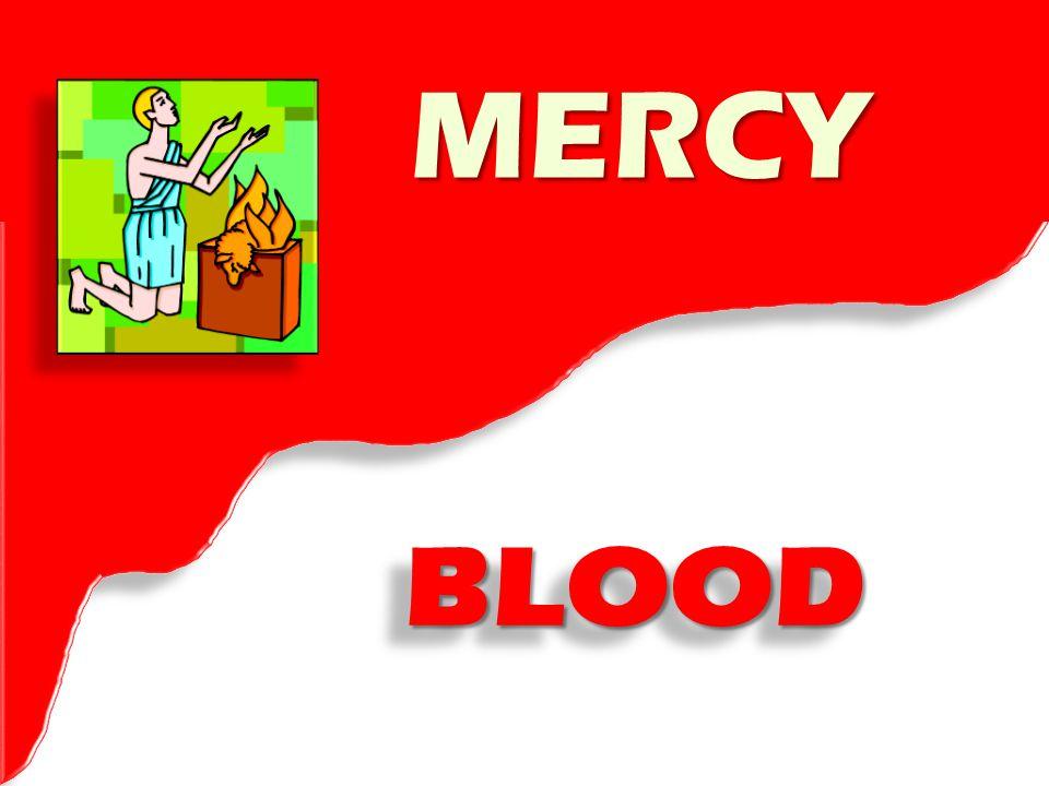 BLOOD BLOOD MERCY