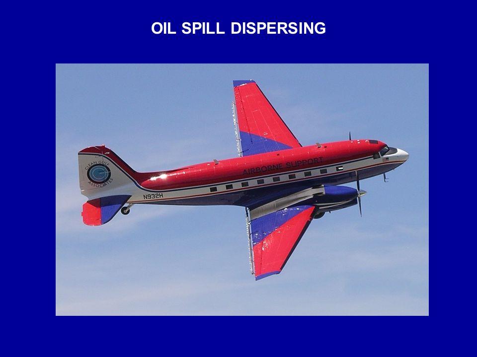 OIL SPILL DISPERSING