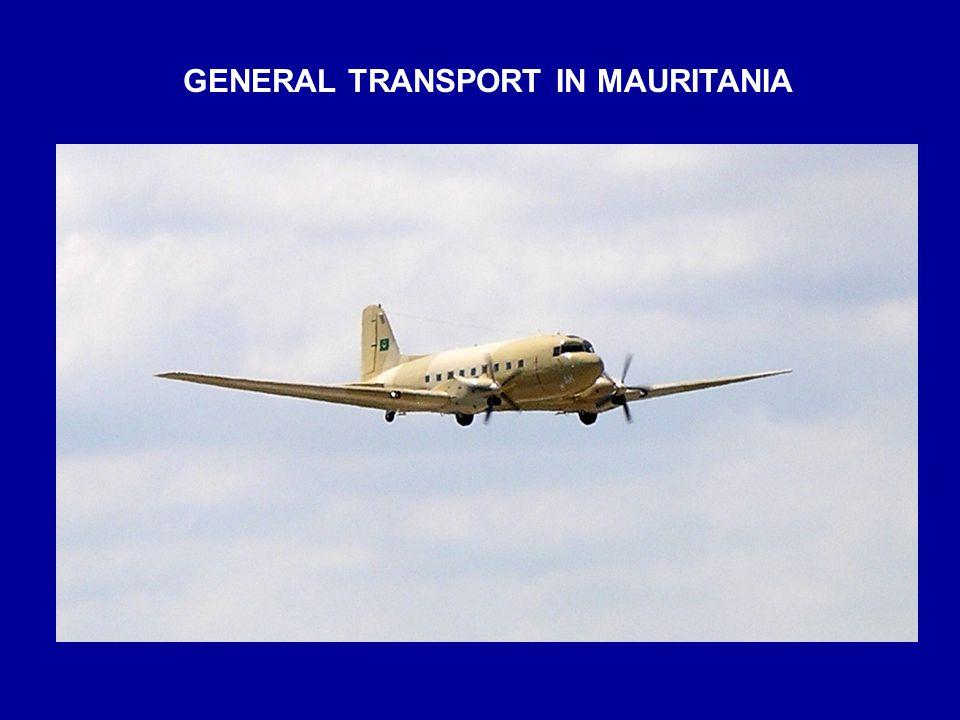 GENERAL TRANSPORT IN MAURITANIA