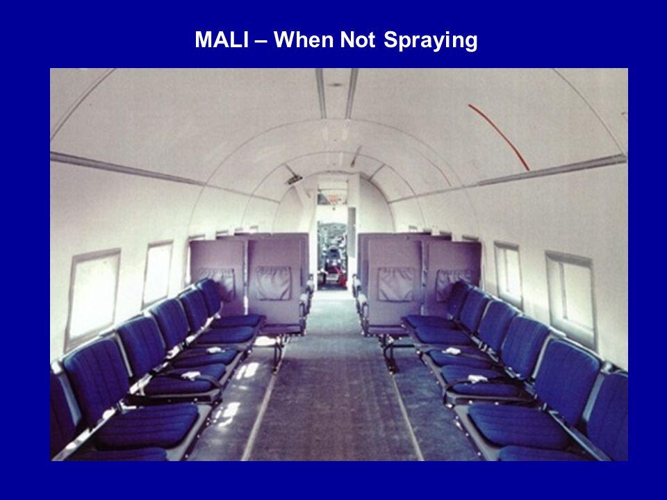 MALI – When Not Spraying