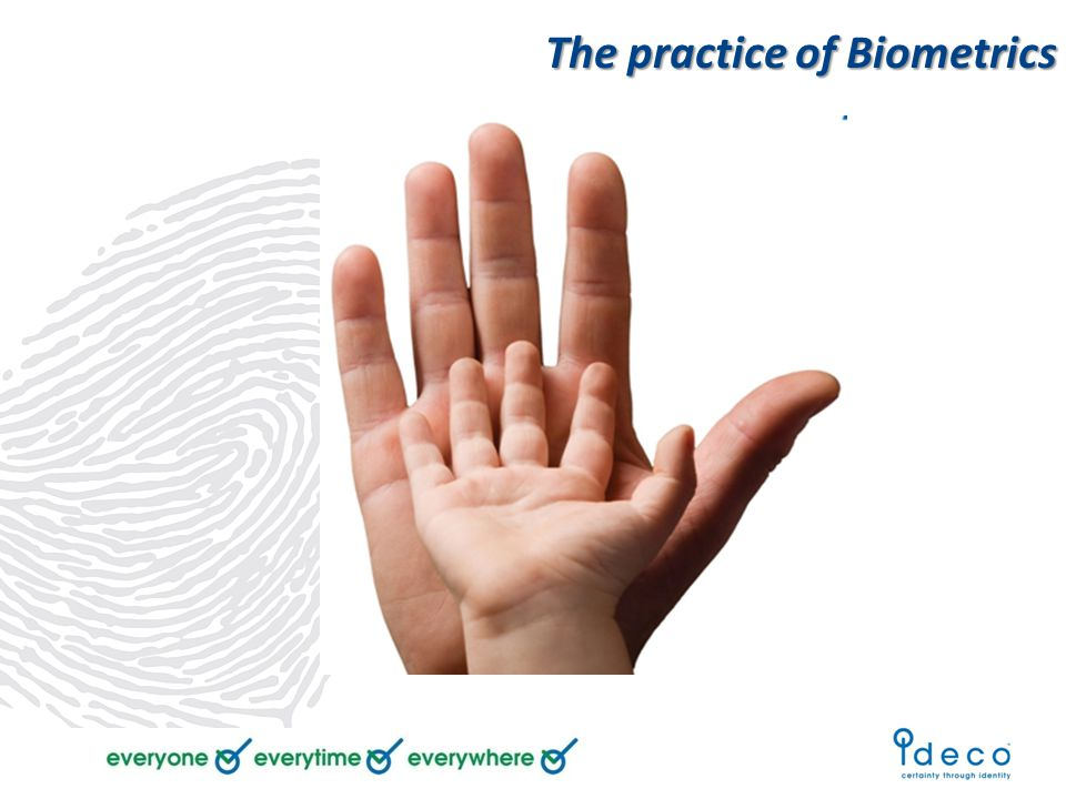The practice of Biometrics
