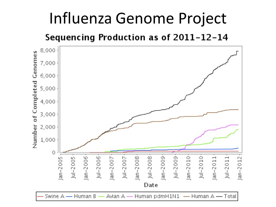 Influenza Genome Project