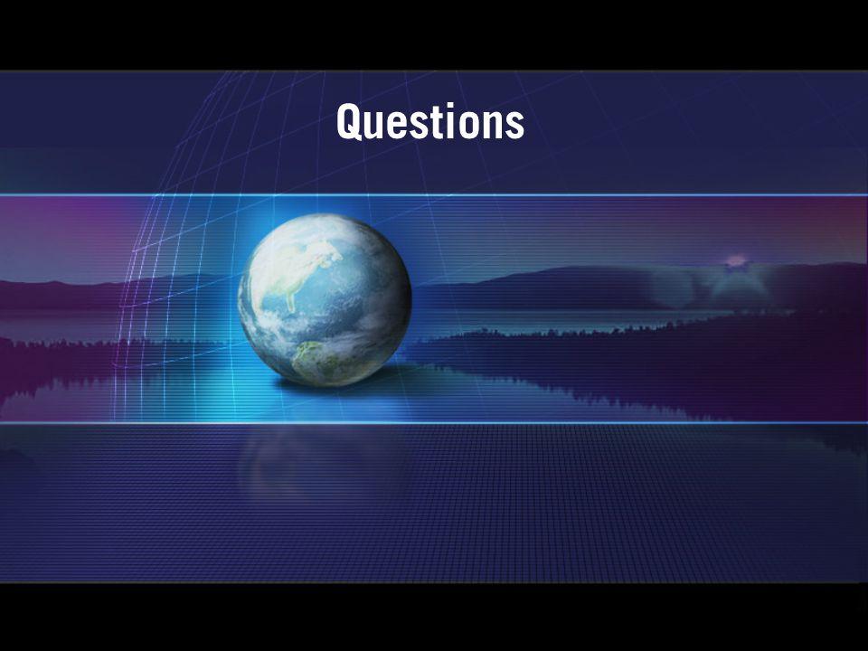 Dan Stockton NPOESS Program Executive Officer 20 Questions