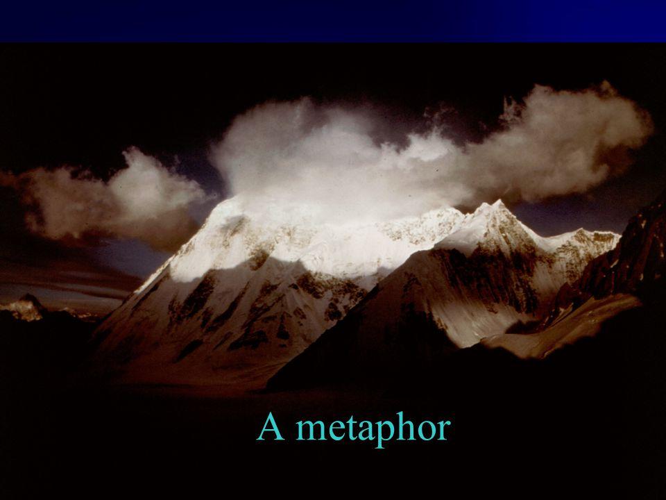 16 A metaphor