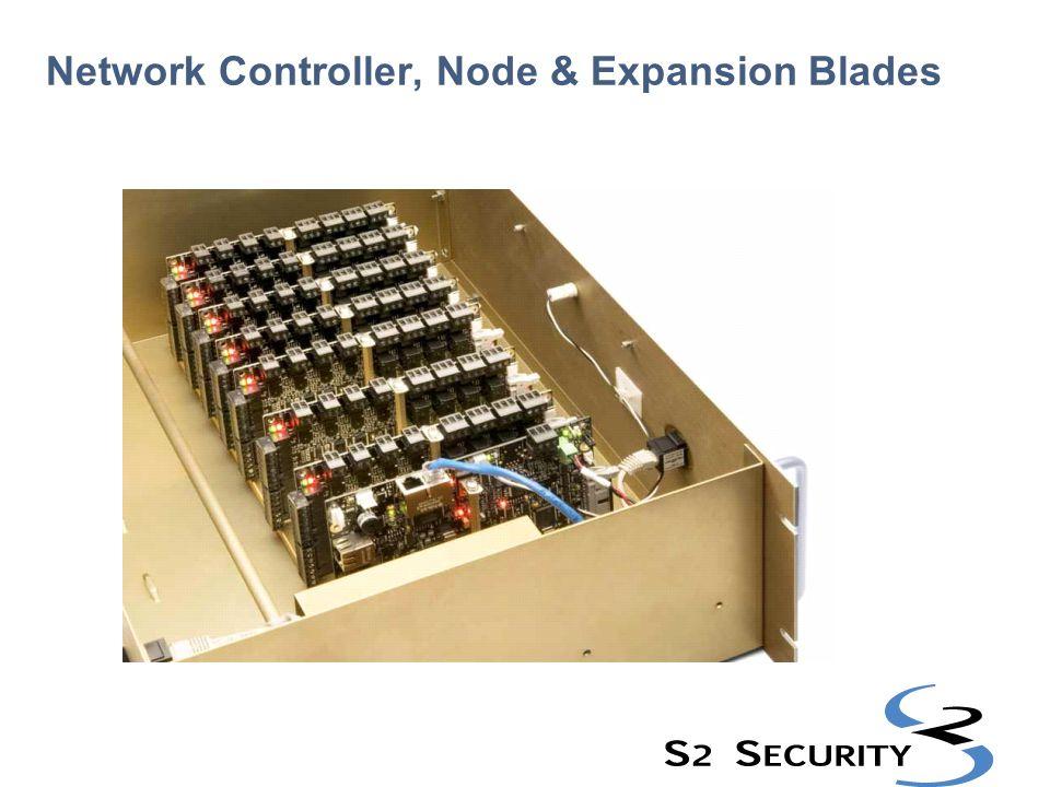 REX (Input) Buzzer (Alarm > Output) DSM (Input) Door Lock (Alarm > Output) Card Reader (Reader/Keypad) Access Blade & Portal Access Blade Portal