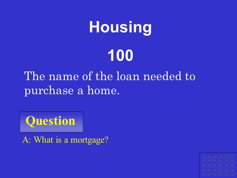 100 Housing Housing Elements Color Color Principles Principles Design Basics Space Planning 100 200 300 400 500 200 300 400 500 100 200 300 400 500 20