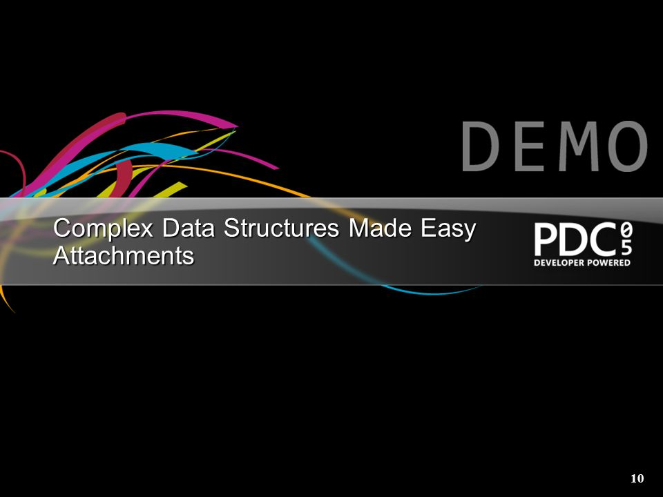 10 Complex Data Structures Made Easy Attachments