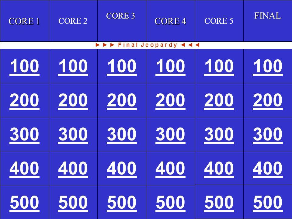 CCNA1 v3 Module 9 v3 A+ CORE JEOPARDY K. Martin