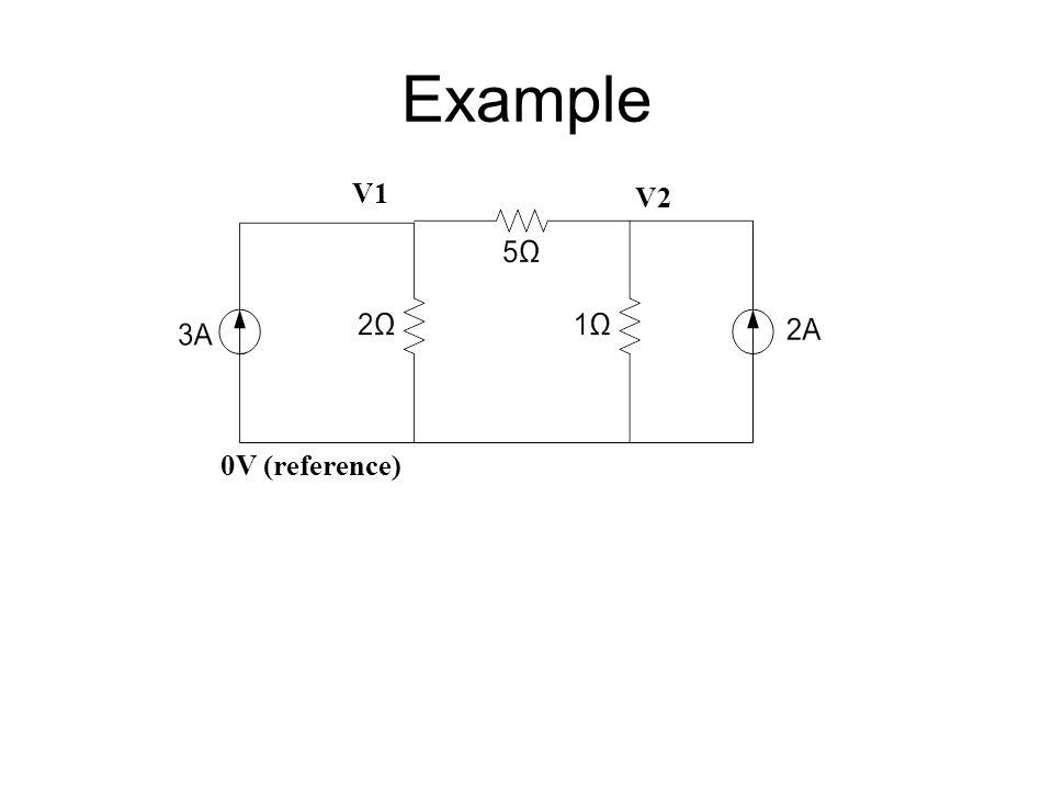 Example 0V (reference) V1 V2