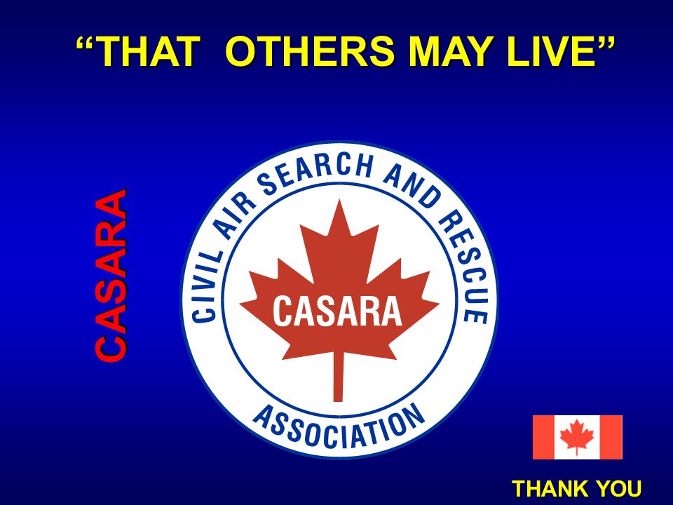 """""""THAT OTHERS MAY LIVE"""" THANK YOU CASARA"""