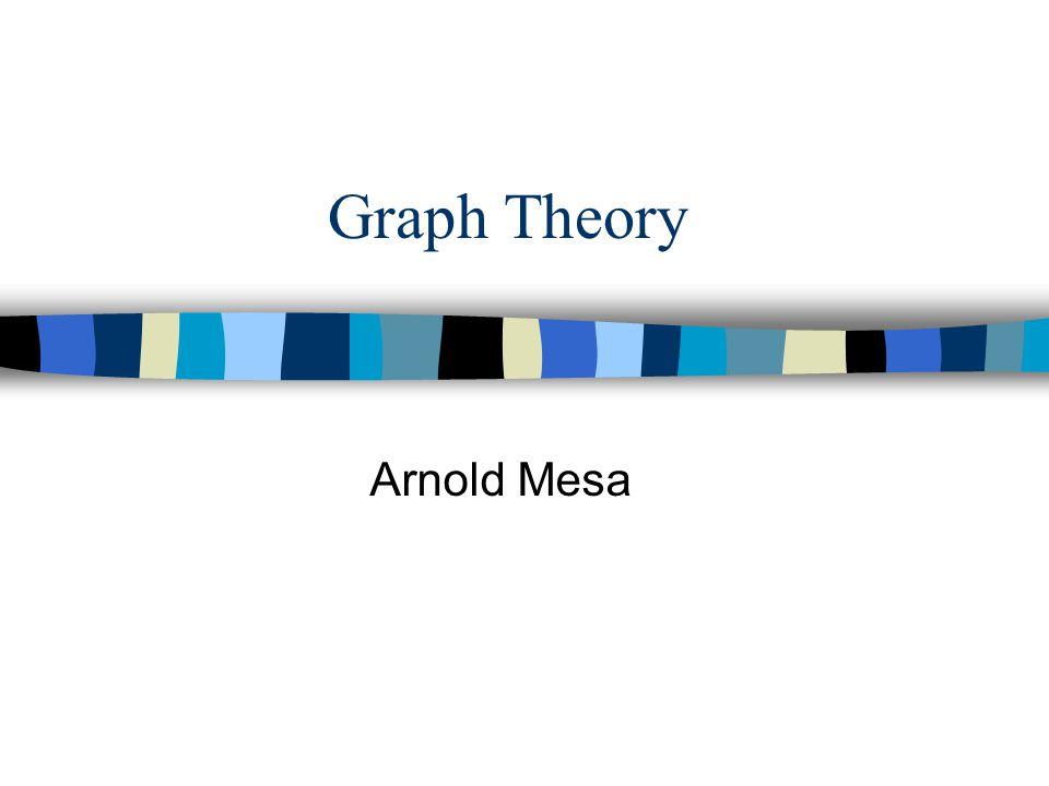 Graph Theory Arnold Mesa
