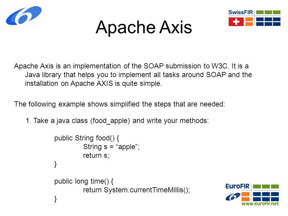 Apache Axis 2.