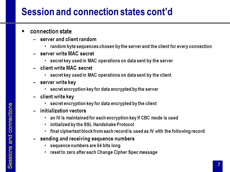 28 TLS vs.