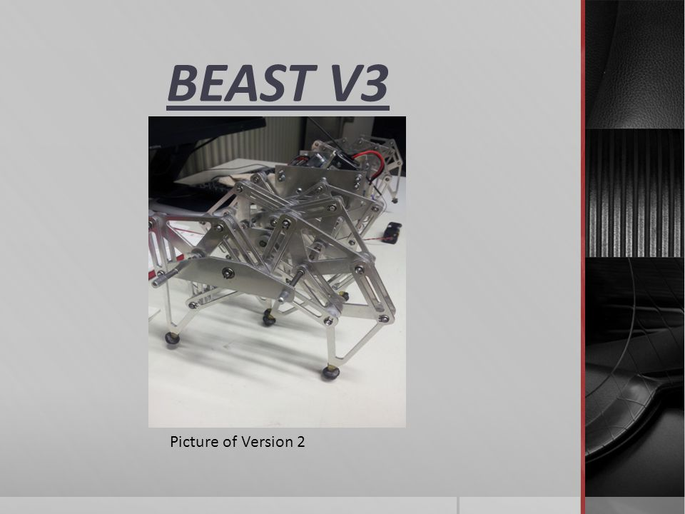 BEAST V3 Picture of Version 2
