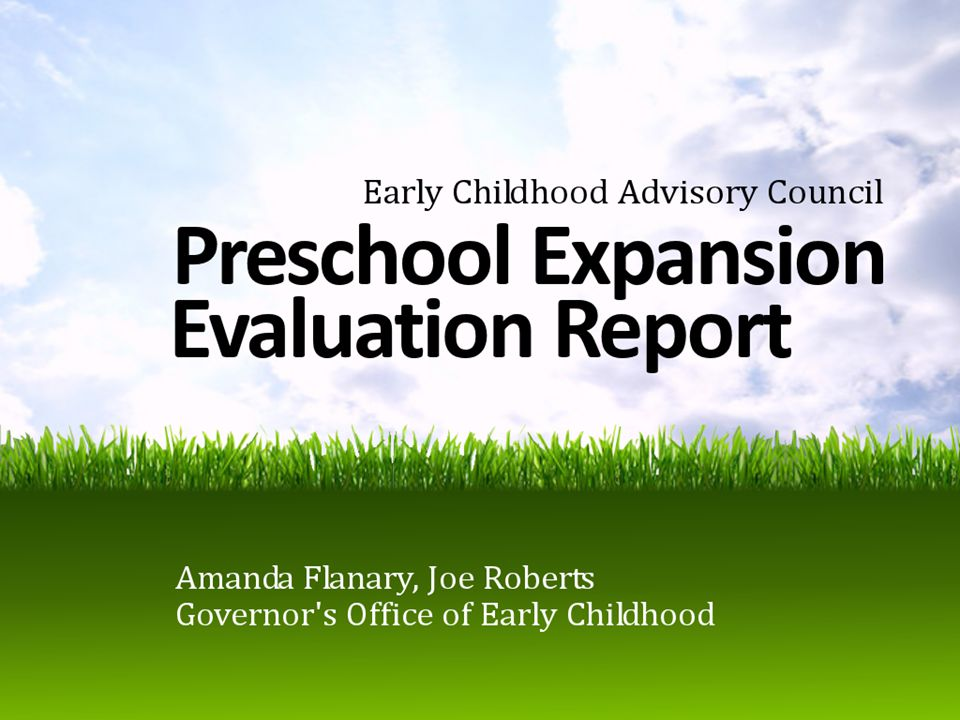 Preschool Development Grants – The Competition Development Competition Alabama* Arizona* Hawaii* Mississippi Missouri Montana* New Hampshire Nevada* Puerto Rico Competition Goal – For States to build or enhance their infrastructure to provide high quality preschool programs and expand high quality preschool programs in High Needs communities.