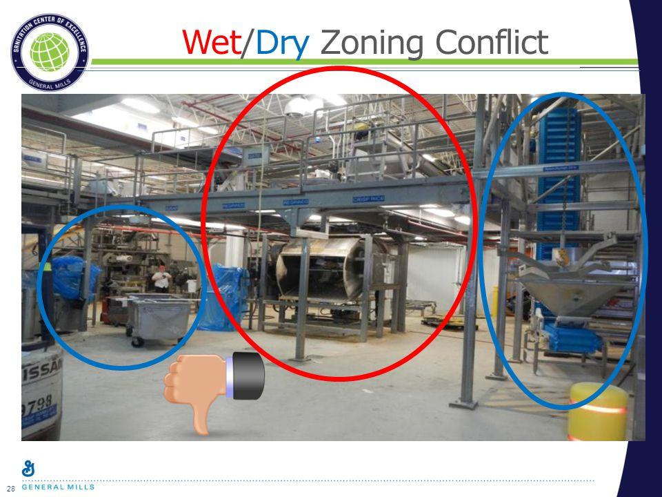 28 Wet/Dry Zoning Conflict