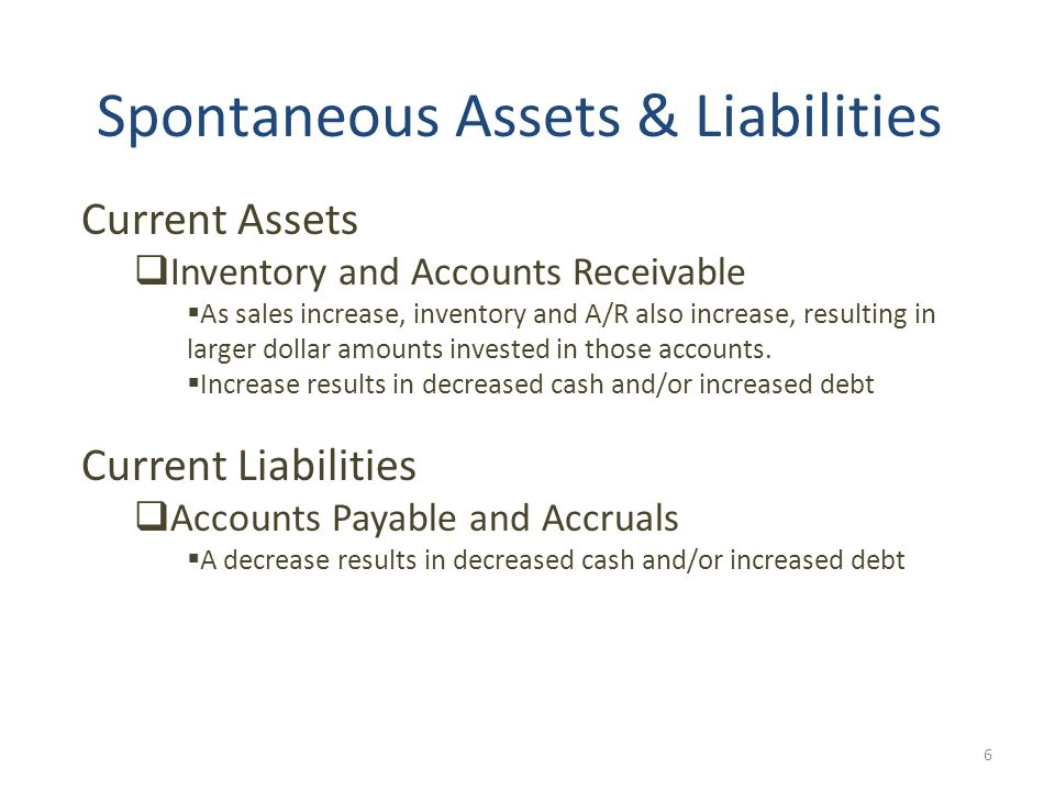 Current Asset Investment Strategies Restrictive – Low levels of current assets relative to sales.