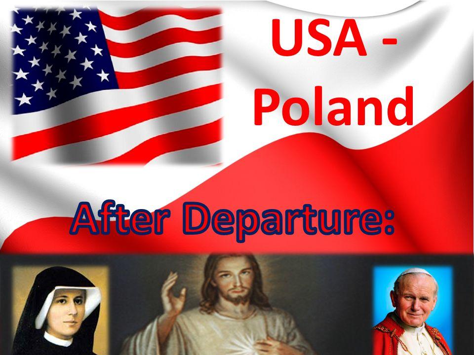 USA - Poland