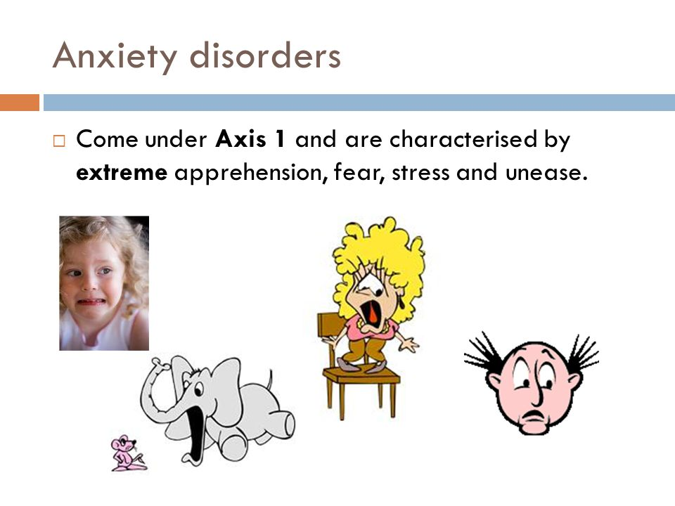 GABA and anxiety  Lack of the neurotransmitter GABA might lead to over stimulation, and thus heightened anxiety  Role of a group of drugs known as benzodiazepines in the management of phobic anxiety provide evidence for the role of GABA in anxiety.