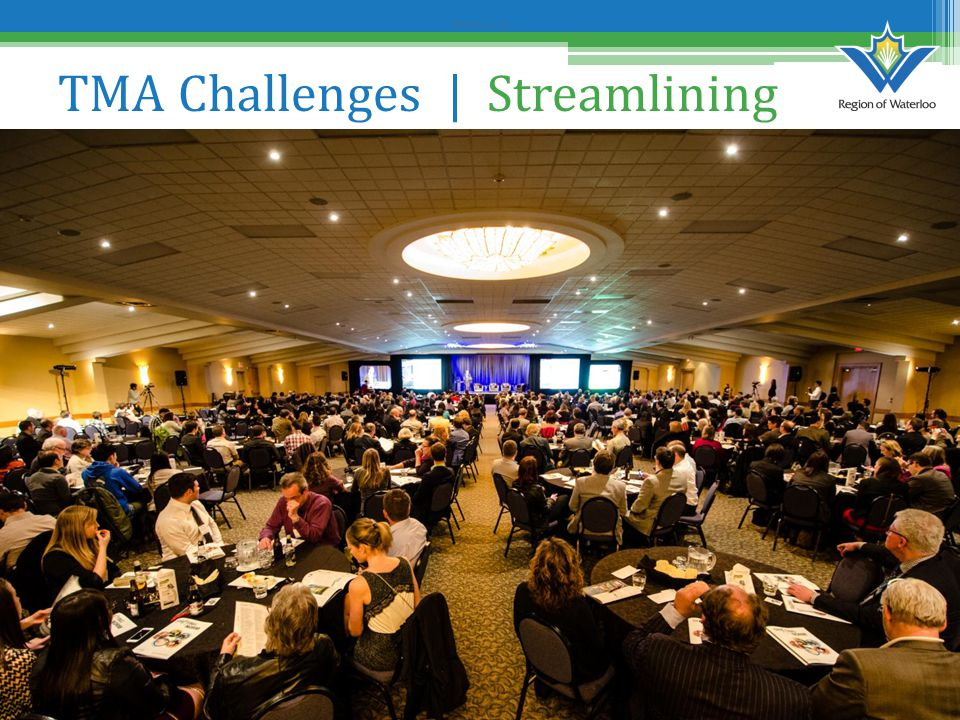 Before Survey #2 TMA Challenges | Streamlining