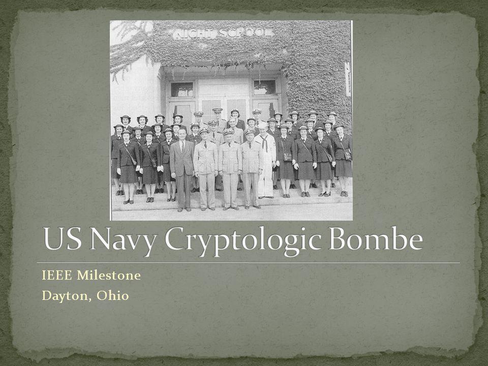 IEEE Milestone Dayton, Ohio