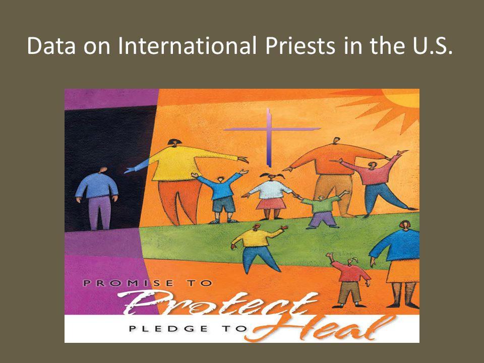 Data on International Priests in the U.S.