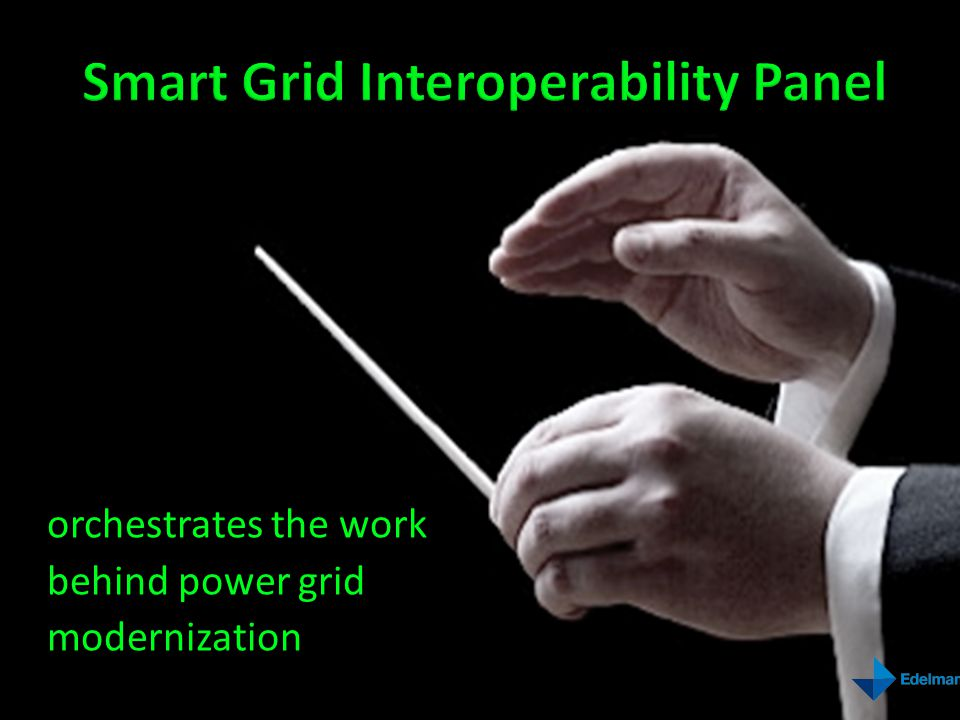 orchestrates the work behind power grid modernization