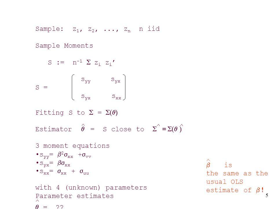 16 … with the help of EQS /TITLE FACTOR ANALYSIS MODEL (EXAMPLE ROS) .