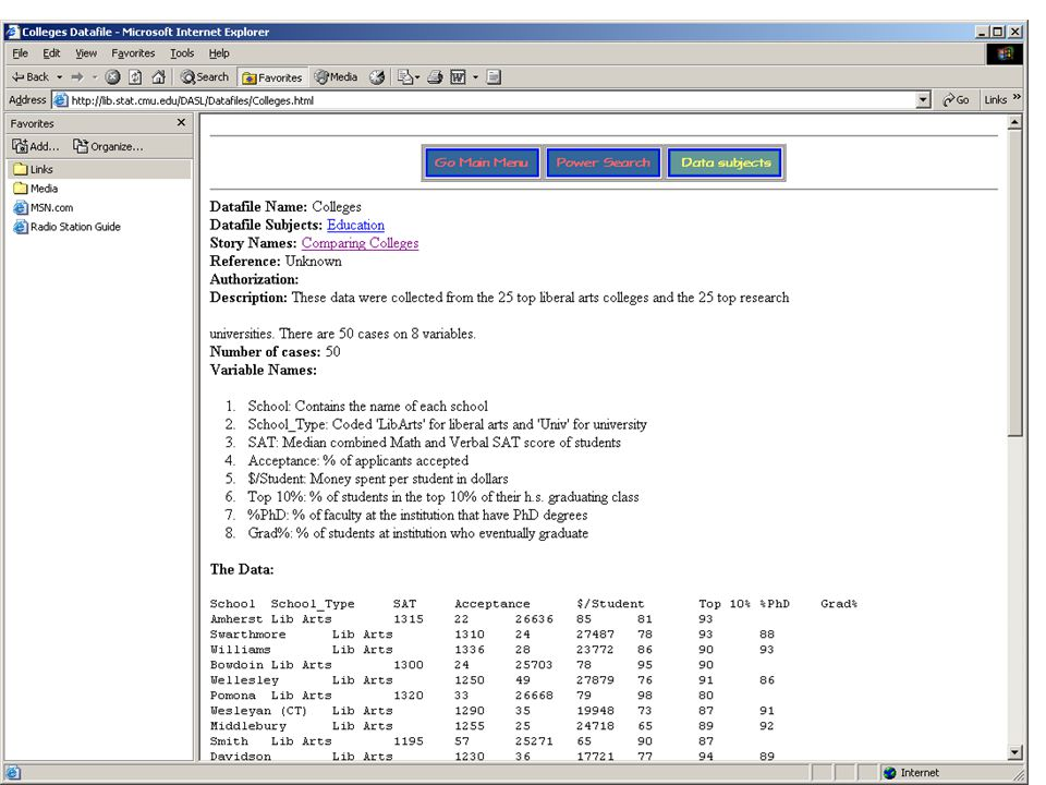 library(mva) help( factanal ) help( princomp ) pca=princomp(cdata,cor=T, scores=T) biplot(pca) > summary(pca) Importance of components: Comp.1 Comp.2 Comp.3 Comp.4 Comp.5 Standard deviation 1.7376411 1.1297771 0.8666462 0.70114124 0.49032369 Proportion of Variance 0.5032328 0.2127327 0.1251793 0.08193317 0.04006955 Cumulative Proportion 0.5032328 0.7159655 0.8411447 0.92307790 0.96314745 round(cov(pca$scores[,1:2]),3) Comp.1 Comp.2 Comp.1 3.081 0.000 Comp.2 0.000 1.302