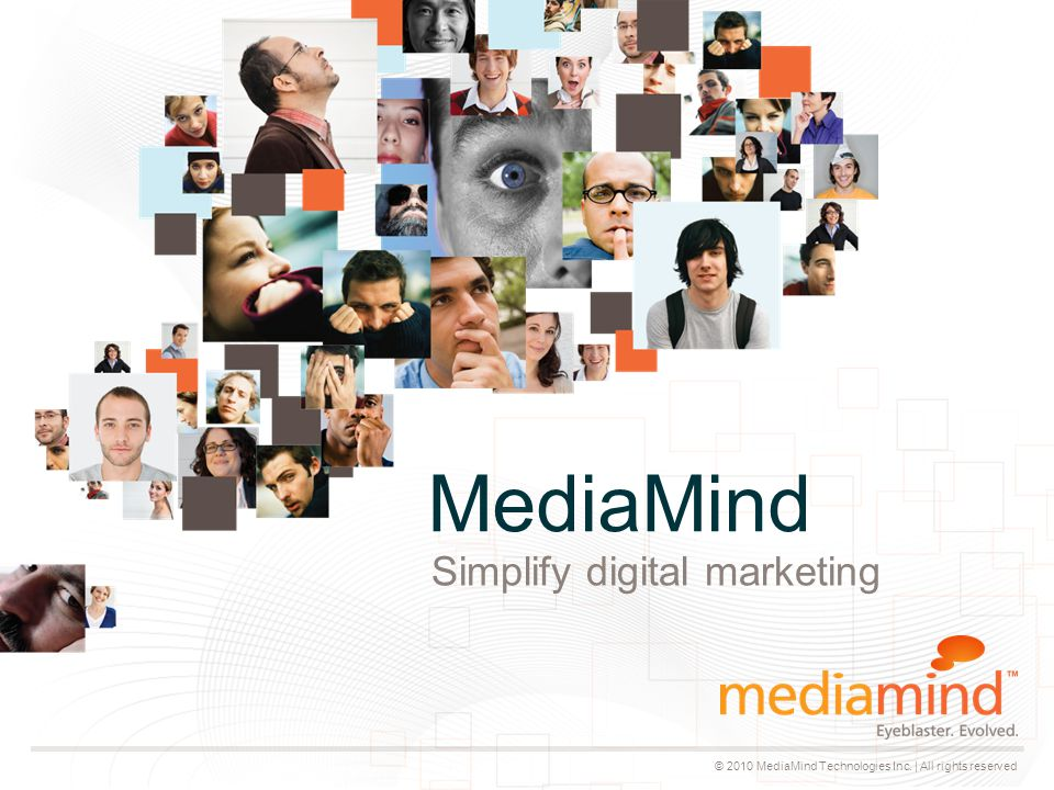 © 2010 MediaMind Technologies Inc. | All rights reserved