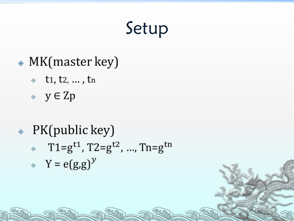 Key Generation  39