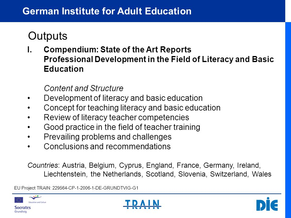 German Institute for Adult Education II.