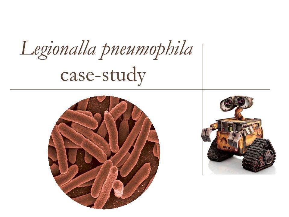 Legionalla pneumophila case-study