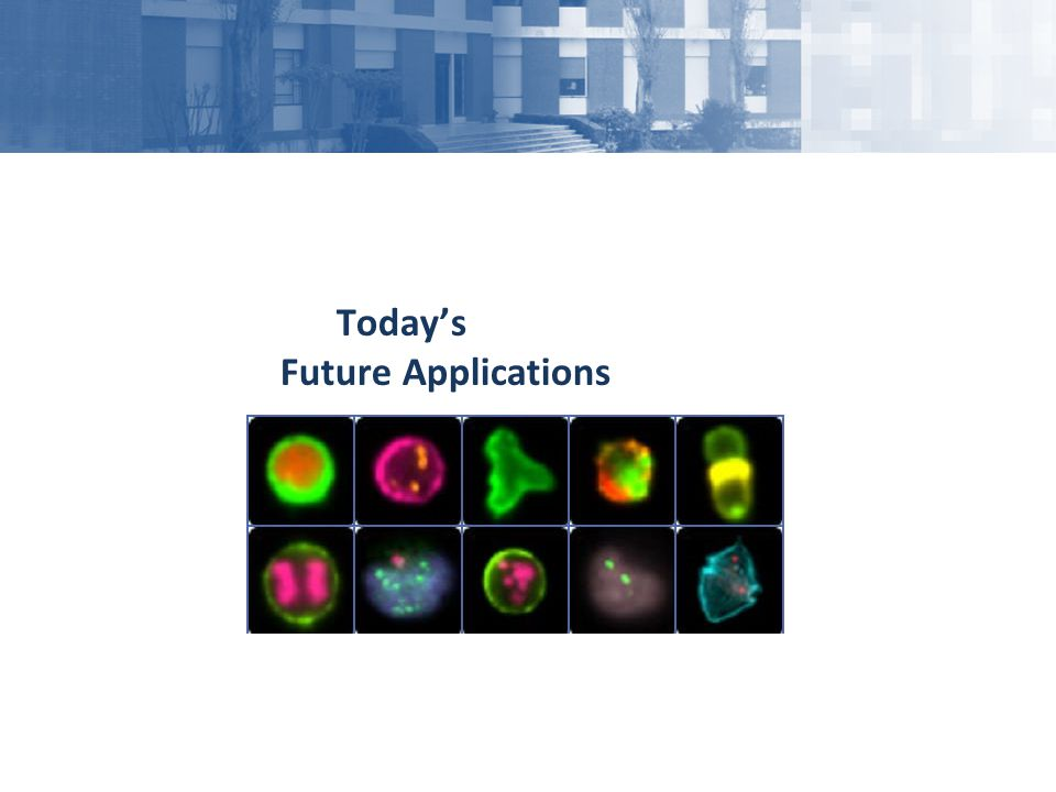 Today's Future Applications