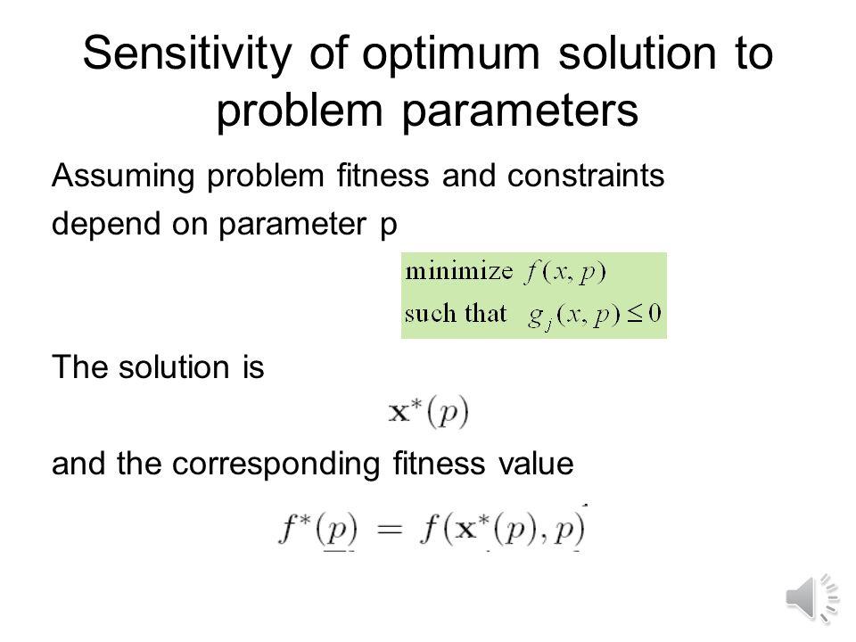 Solution x =10.0000 -0.0000 fval =100.0000 lambda = lower: [2x1 double] upper: [2x1 double] eqlin: [0x1 double] eqnonlin: [0x1 double] ineqlin: [0x1 double] ineqnonlin: [2x1 double] lambda.ineqnonlin'=1.0000 0