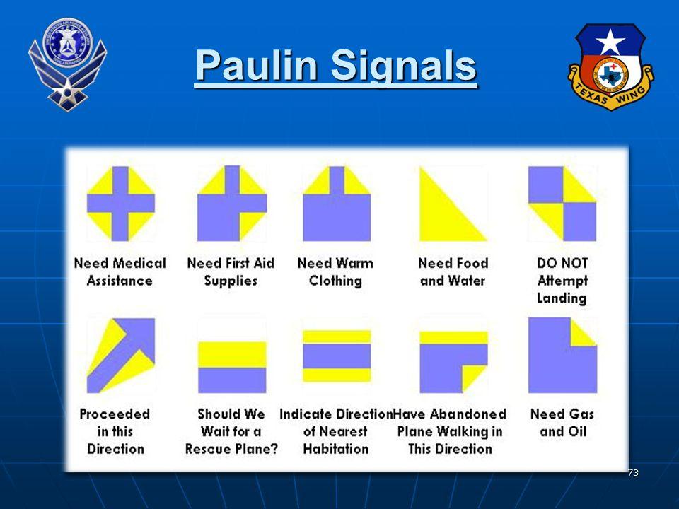 73 Paulin Signals