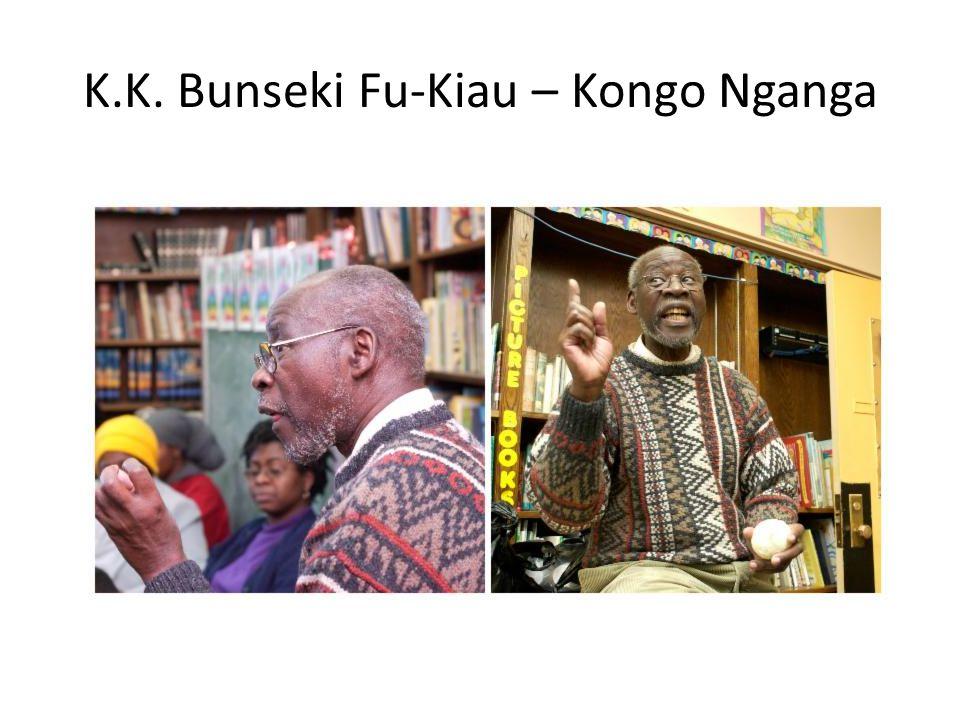 K.K. Bunseki Fu-Kiau – Kongo Nganga