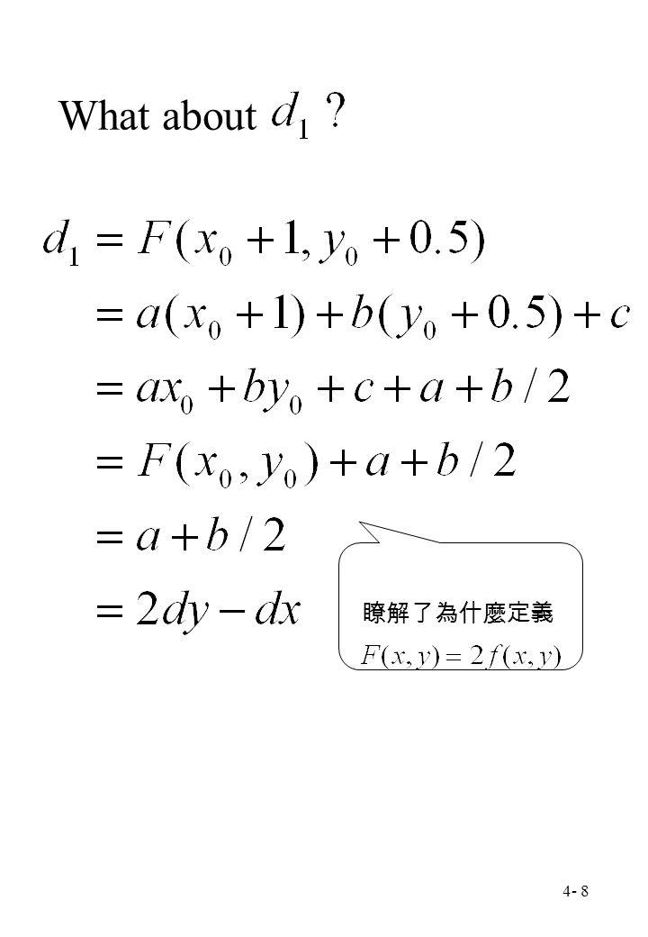 4- 8 What about 瞭解了為什麼定義