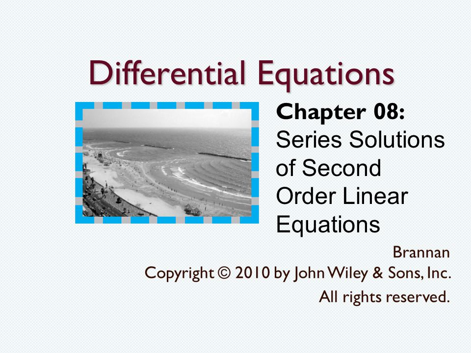 Solutions of an Euler equation; complex roots with a negative real part.