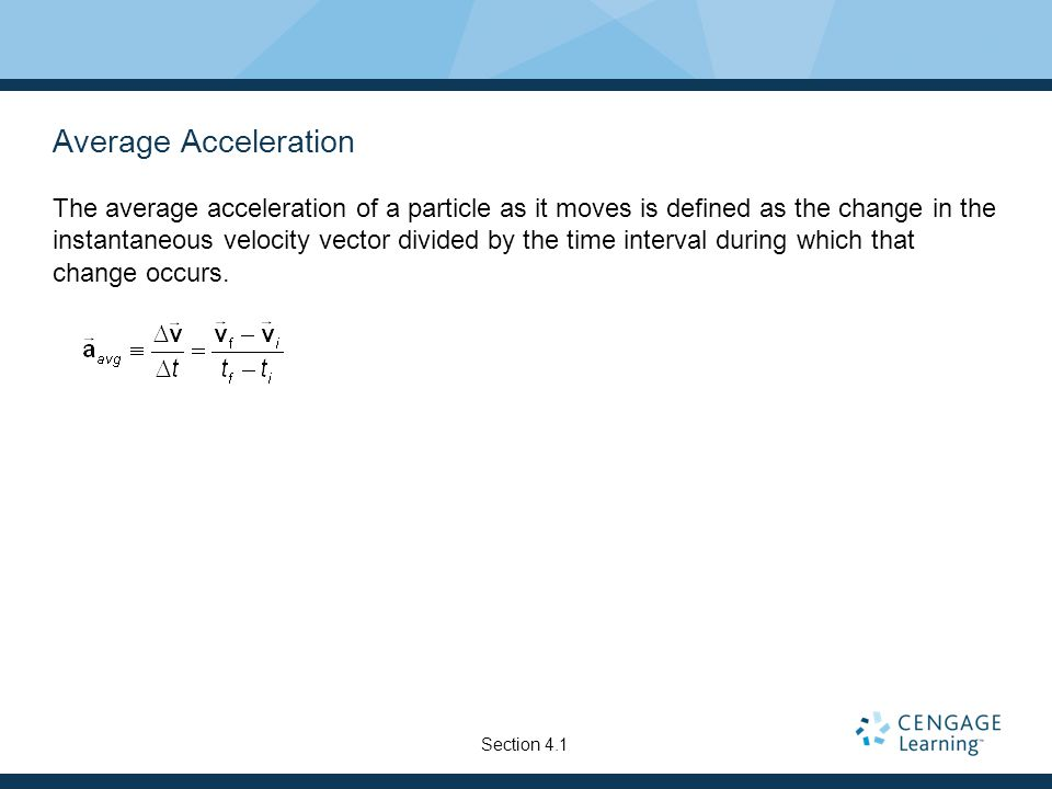 Assumptions of Projectile Motion The free-fall acceleration is constant over the range of motion.