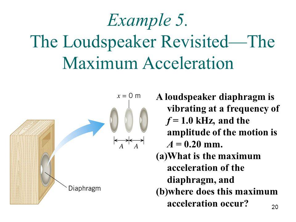 20 Example 5.