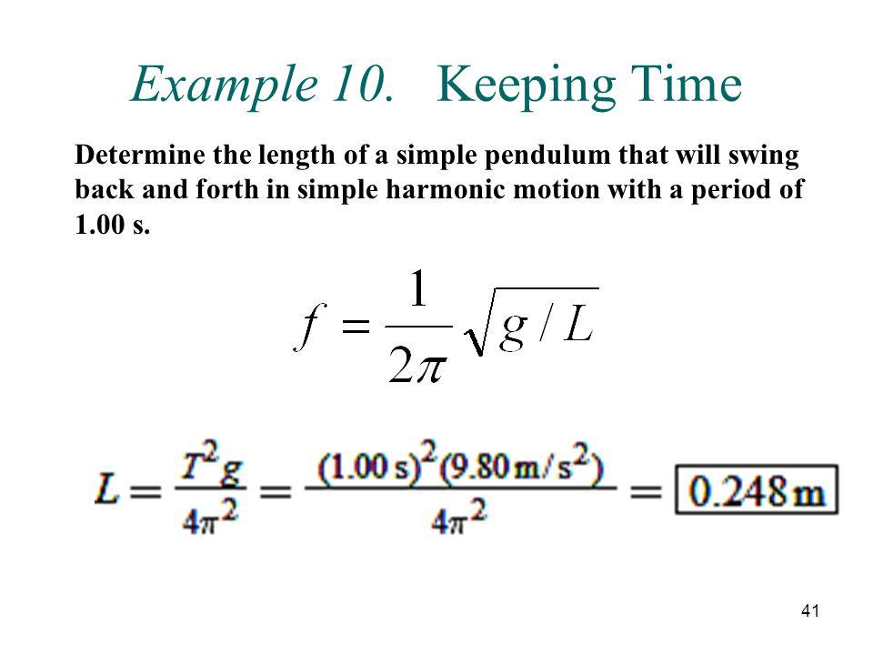 41 Example 10.