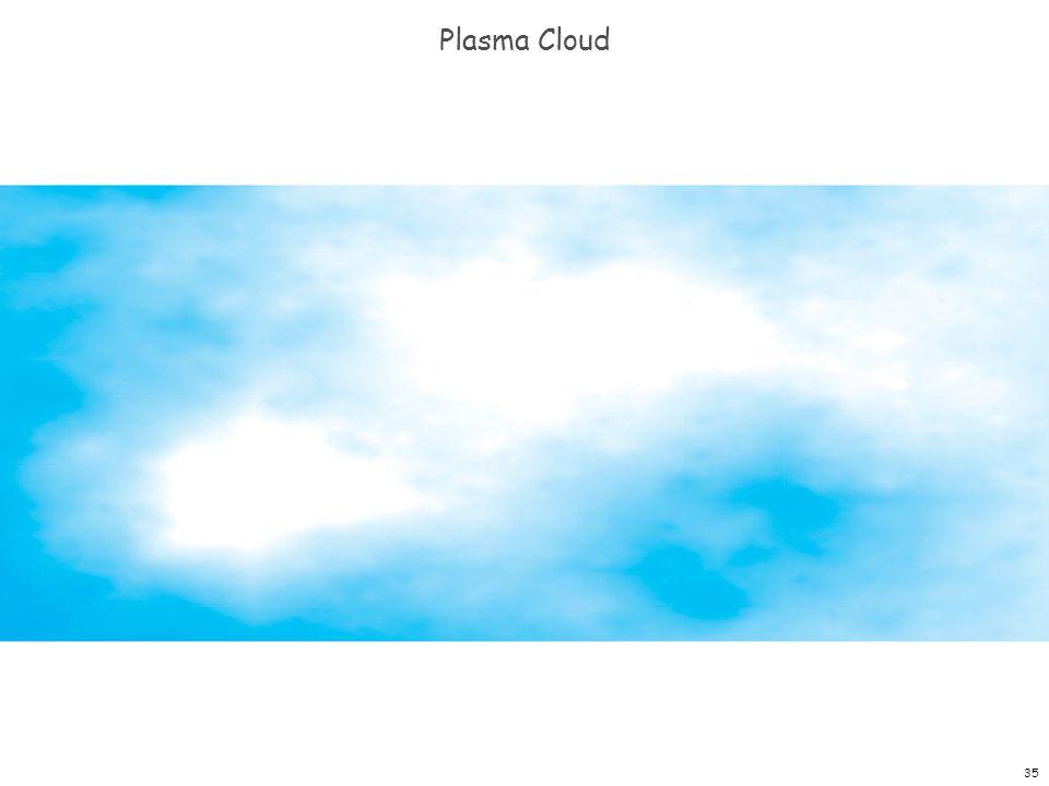 35 Plasma Cloud