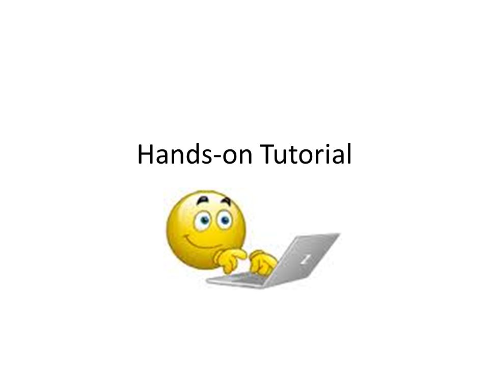 Hands-on Tutorial
